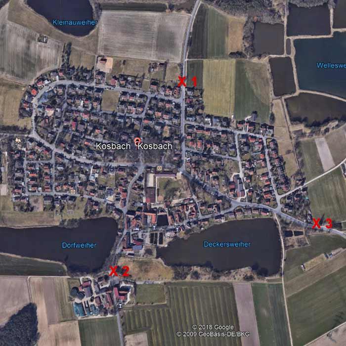 Kosbach-Stellen