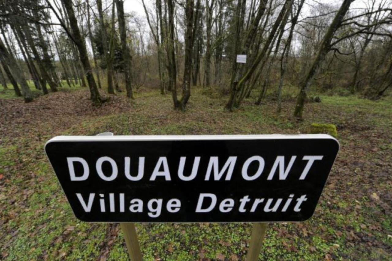 Douaumont- Village dètruit